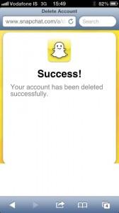 SnapChat_Delete
