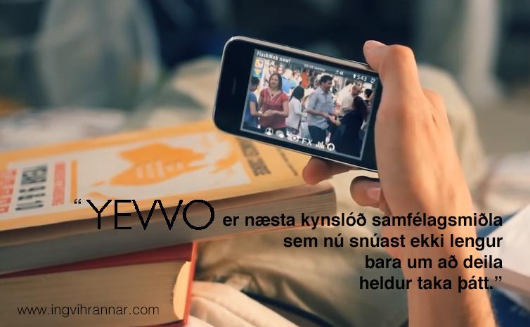 Hvað_er_YEVVO