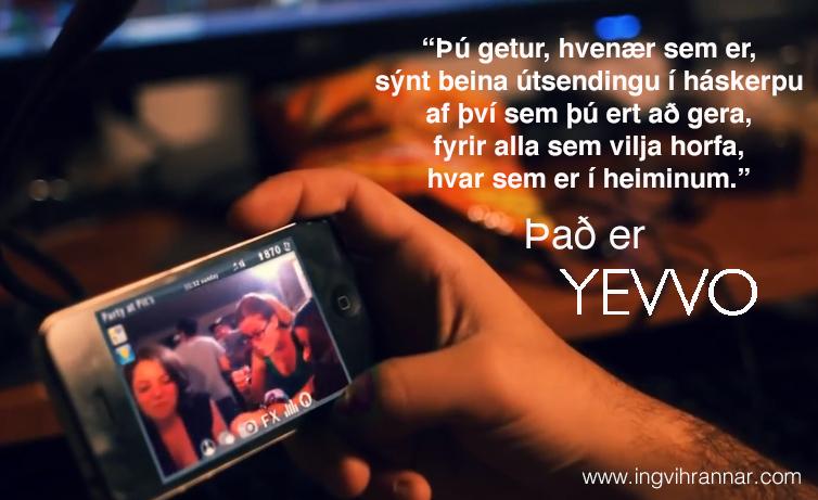 Hvað_er_YEVVO_2
