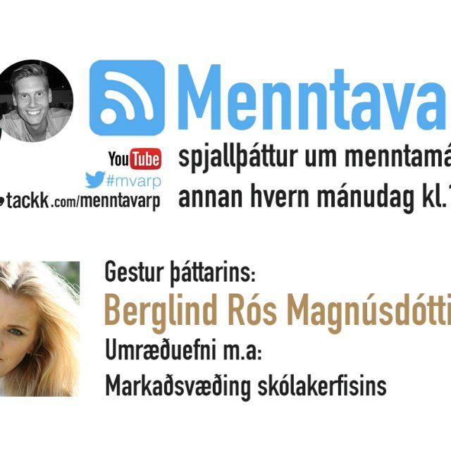 Menntavarp_BerglindRos