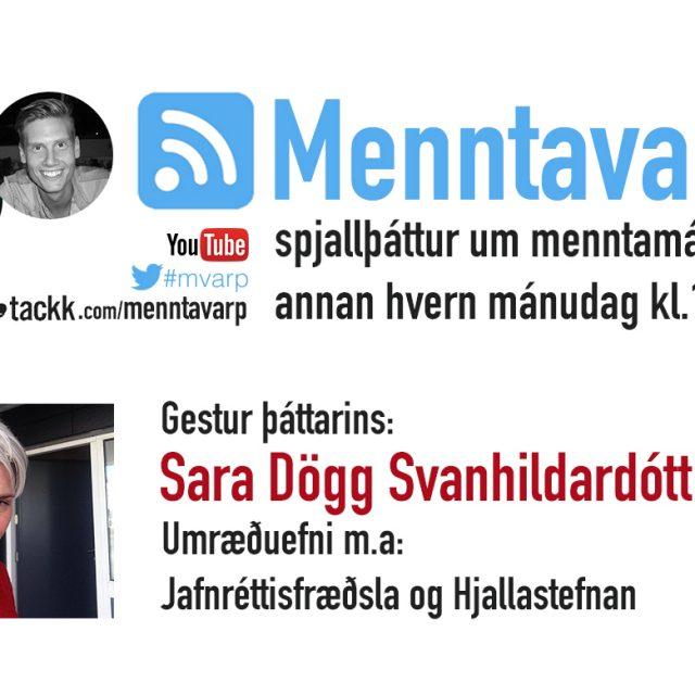 Menntavarp_saradogg