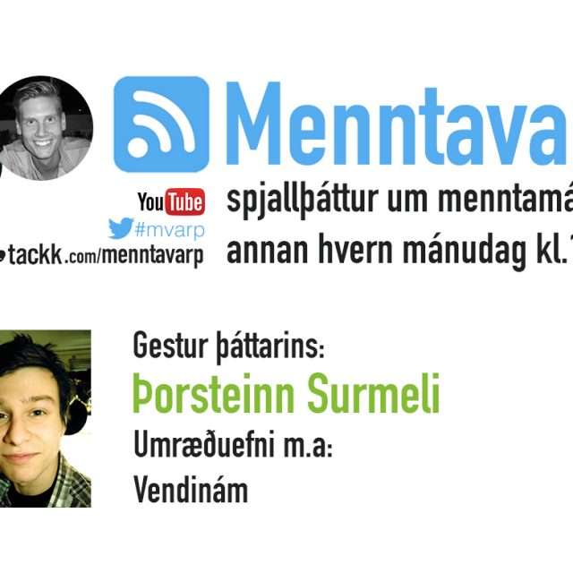 Menntavarp_surmeli
