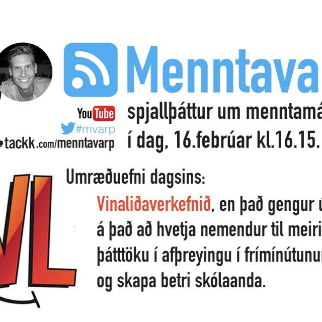 Menntavarp_Vinalidar